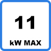 Max 11kW 1 - Portable charger for TESLA (11kW - Type 2)