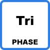 Triphase - Borne de recharge VE avec câble (jusqu'à 22kW)