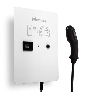 EV charging station with cable (up to 11kW)