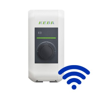 Connected charging stations (3G/4G, LAN WiFi, etc.)