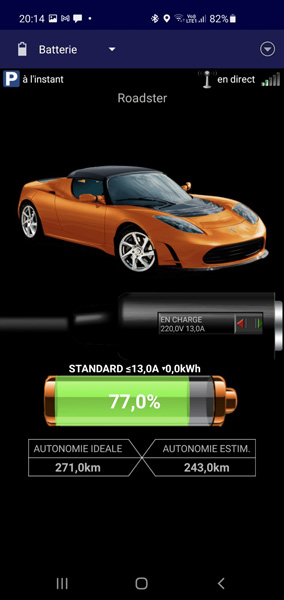 ev app 1s - Faut-il une application sur smartphone pour votre borne de recharge privée?