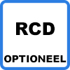 rcd optioneel - Draagbare oplader voor TESLA (7.4kW - Type 2)
