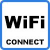 wifi connect 1 - Borne de recharge KEBA P30 x-series de 2,3kW à 22kW avec RFID, compteur kWh et connectivité WiFi/4G/LTE - 110618