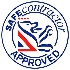 safe contractor logo - Home