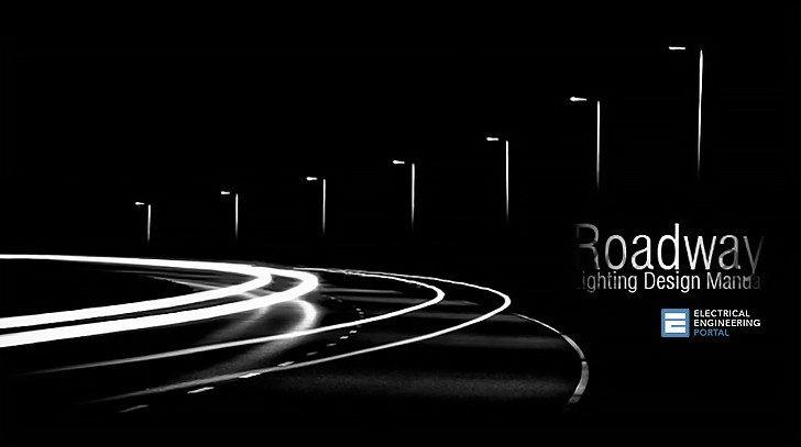 roadway lighting design manual
