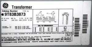 DeltaStar Transformer Connection Overview
