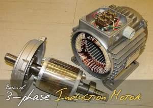 Basics of 3phase Induction Motor (part 1)