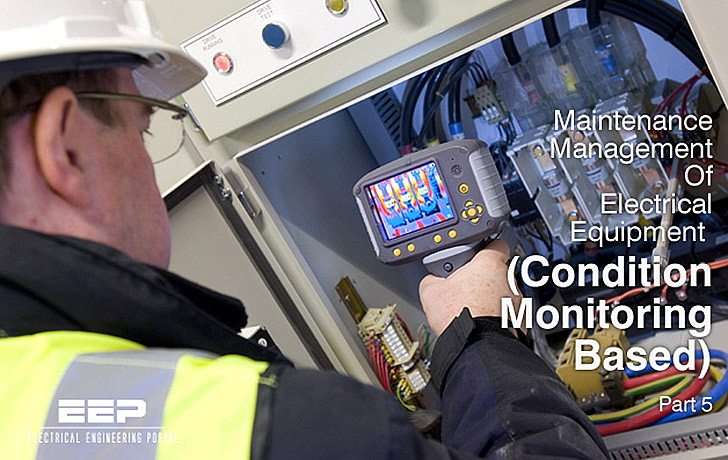 Maintenance Management Of Electrical Equipment Condition