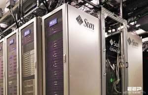 Electrical Design of Sun's Datacenter In Santa Clara, California