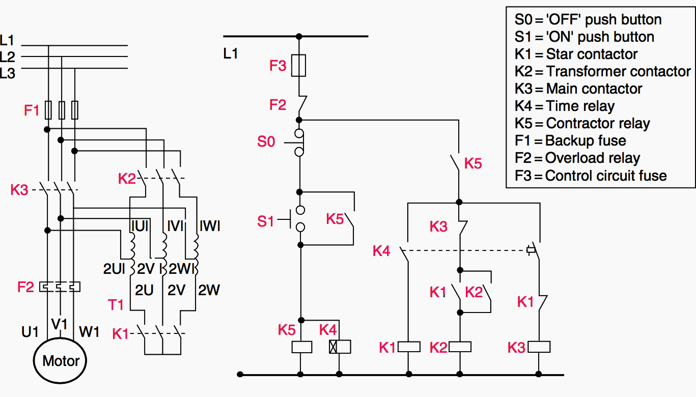 3 Phase Delta Circuit Diagram Electrical Wiring Troubleshooting Three Enthusiast Diagrams U2022 Vector