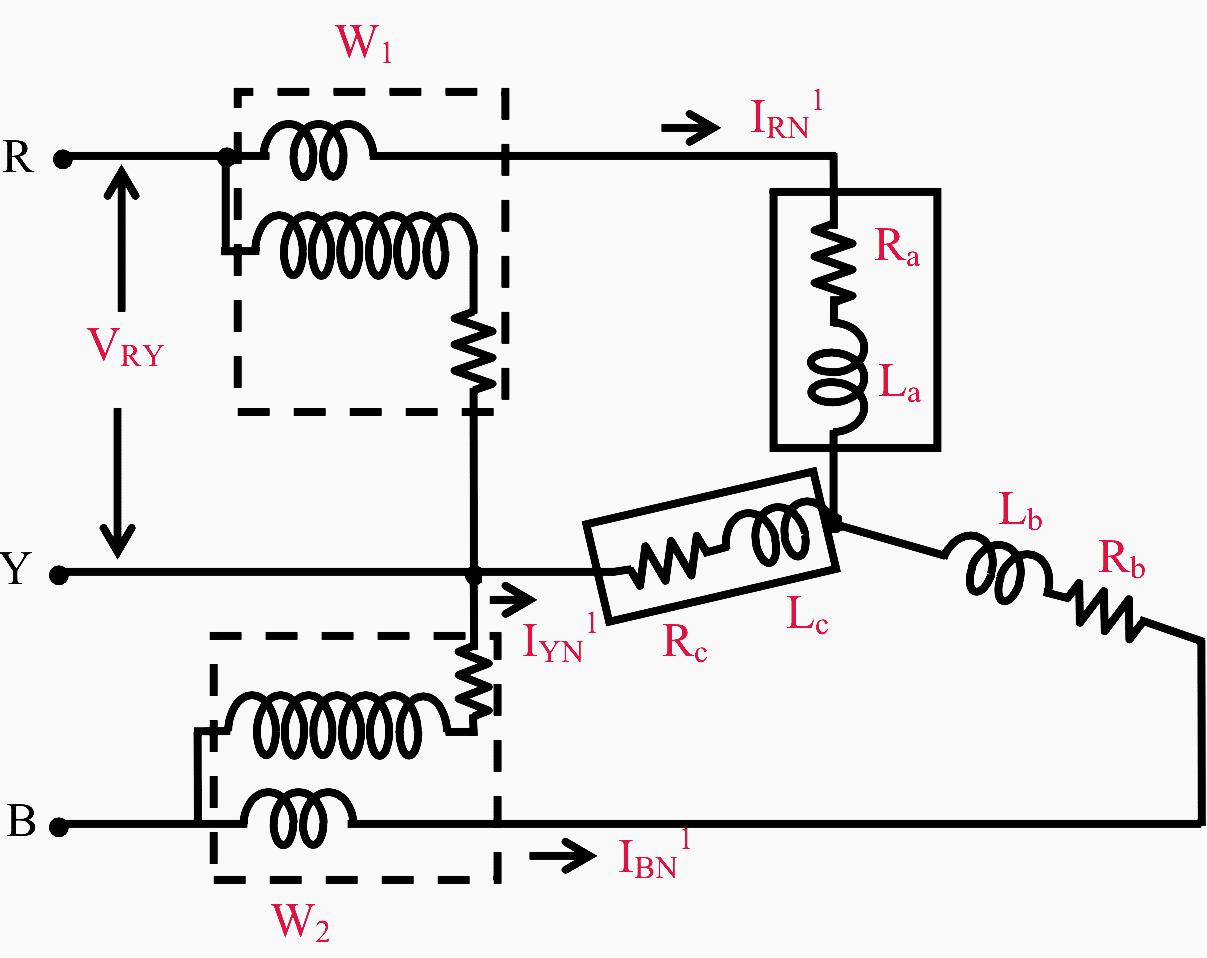 The Basics Of Single Phase And Three Phase Ac Circuits For Students