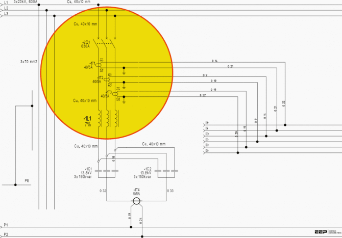 mastering single line and wiring diagrams using circuit