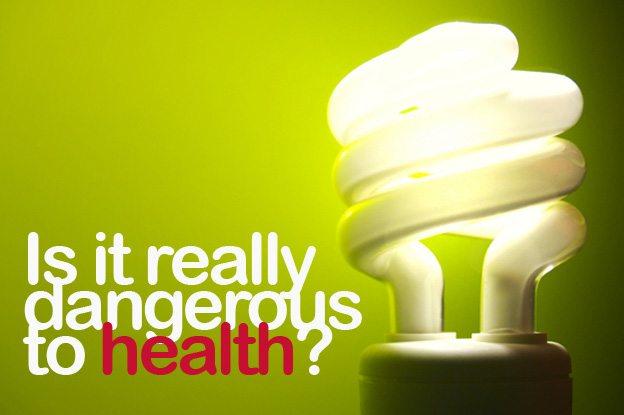 Cfl Light Bulb Dangers