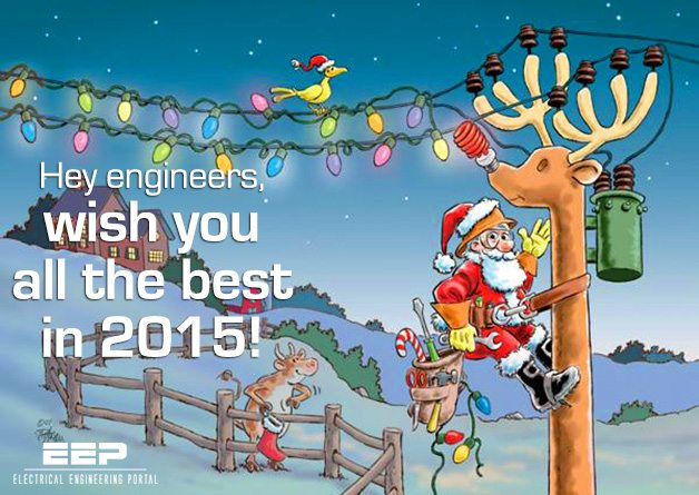 Hey Engineers Wish You All The Best In 2015