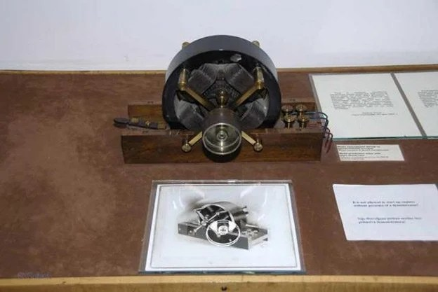 Tesla Electric Motor - one of the ten greatest inventions of all time