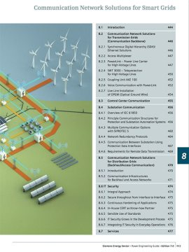 Communication network solutions guide for smart grids   EEP SIEMENS   Network Solutions for Smart Grids