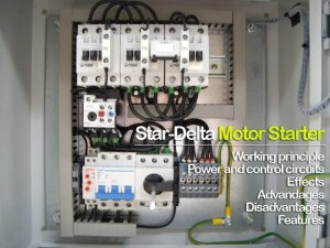 Stardelta motor starter explained in details | EEP