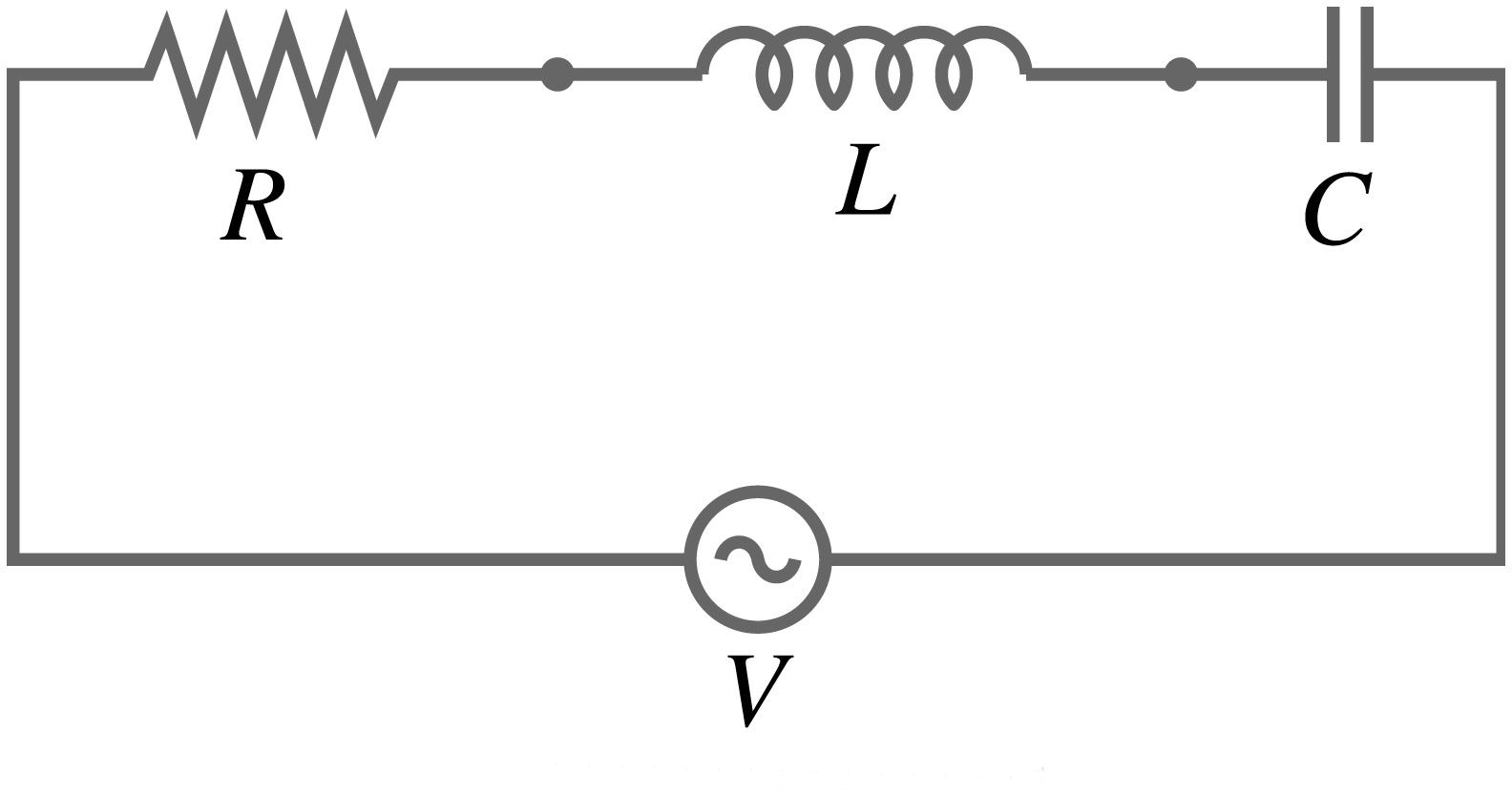 Series Rlc Circuitysis Amp Example Problems