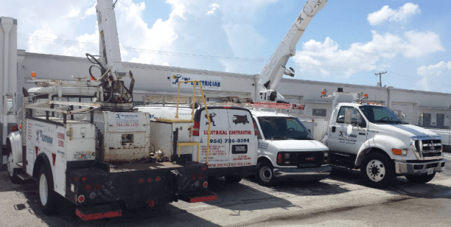 About Electrical Contractor Fort Lauderdale