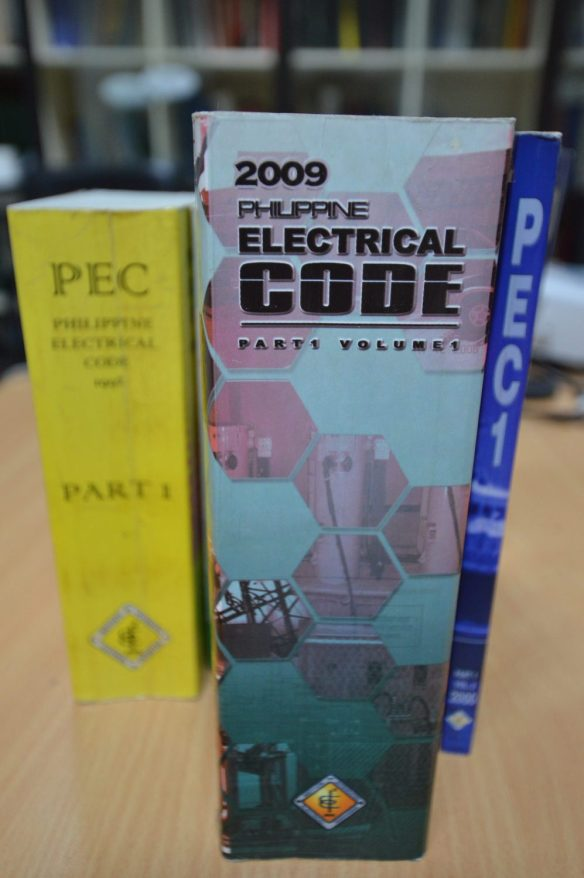 Philippine Electrical Code | Electrical Engineer Resources