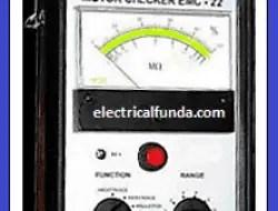 Electric Motor Checker (EMC -22)