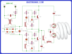 CFL  How it Works, Circuit Explanation, Advantages