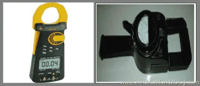 Clamp Meter (Tong Testers)