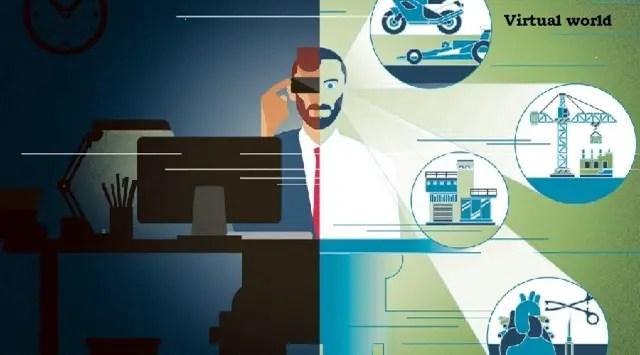 virtual reality at glance