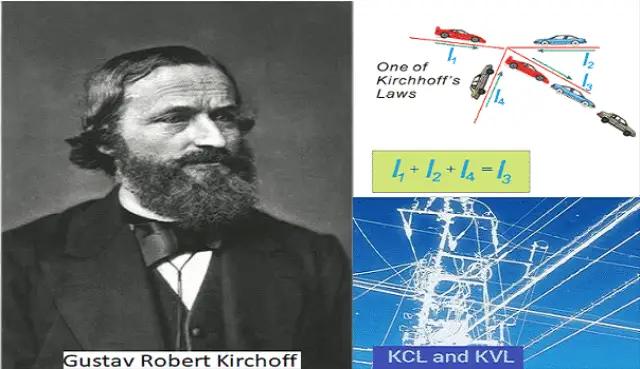 Gustav Robert Kirchoff's Laws