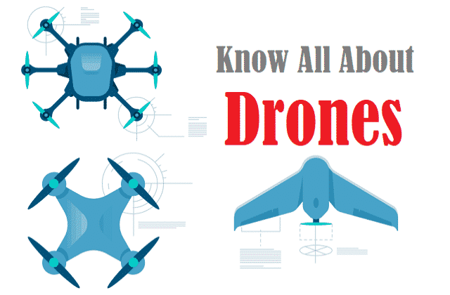 Introduction to Drones UAVs