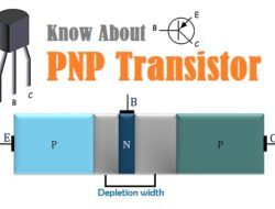 PNP Transistor – Working Principle, Characteristics & Applications
