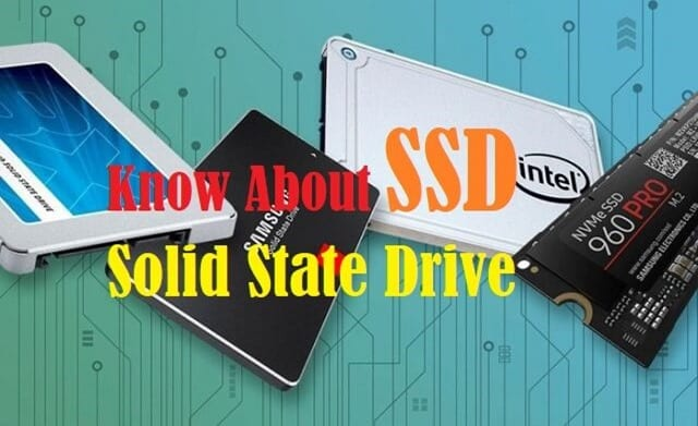 Introduction to Solid State Drive (SSD)