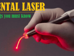 Dental Laser – Types, How it Works, Applications and Advantages