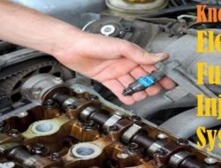 Electronic Fuel Injection System (EFI) – Architecture, Types, Applications