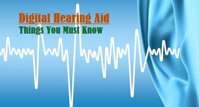 Introduction to Digital Hearing Aid