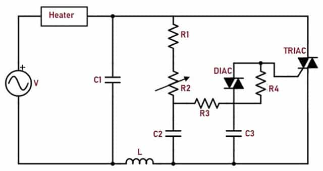 Heater Control Circuit (1)