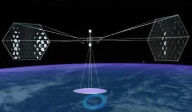Image of Solar Power Satellite