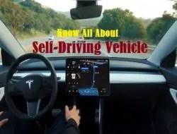 Self-Driving Vehicle – Architecture, How it Works, Advantage, Disadvantage