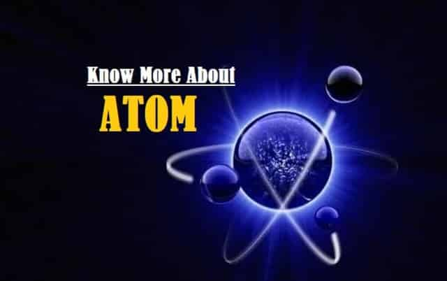 Introduction to Atom