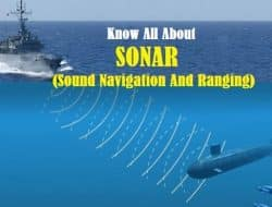Sonar – Types, Architecture, How it works, Applications and Advantages