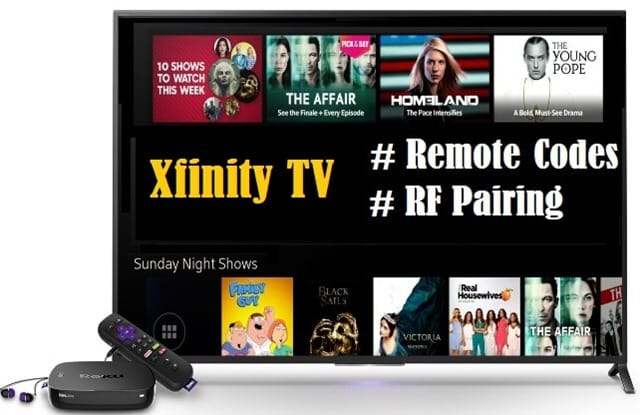 Introduction to Xfinity TV