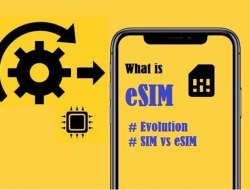 What is eSIM – Embedded SIM Supporting Devices, SIM Vs eSIM, its Parts