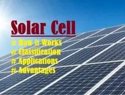 Solar Cell – How it Works, Types (1/2/3 Generation), Perovskite Revolution