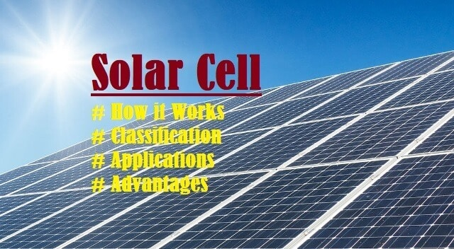 Introduction to Solar Cell
