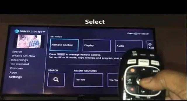 How to Program Remote