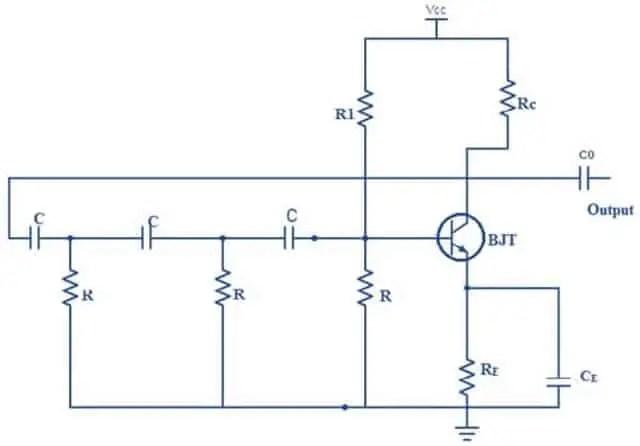 Phase Shift Circuit