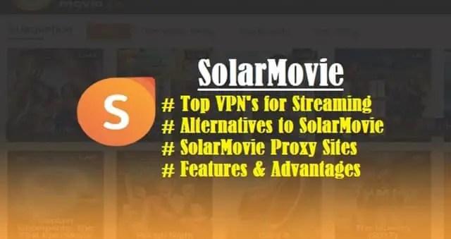 Introduction to SolarMovie