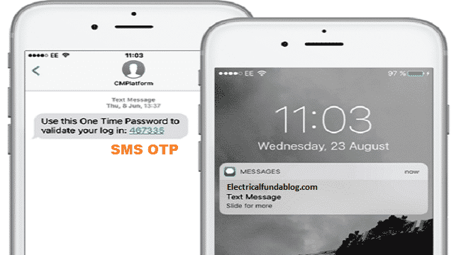OTP Meaning in SMS