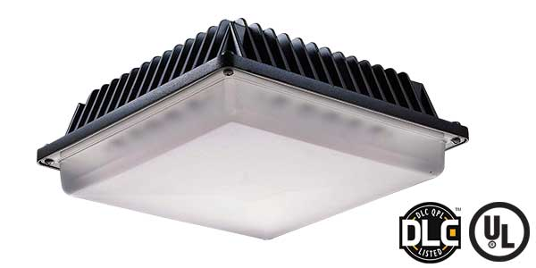 Mount A Brighter Light with Orbit's Latest LED Canopies