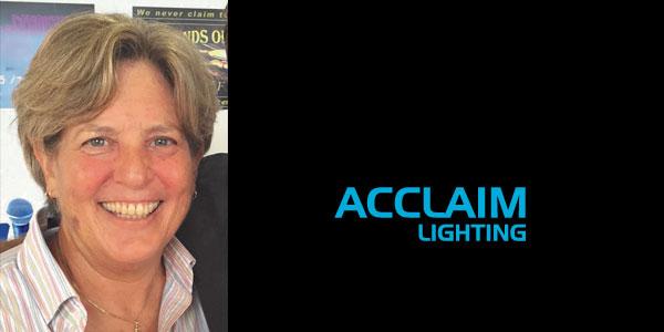 Award-Winning Marsha Stern Joins Acclaim Lighting